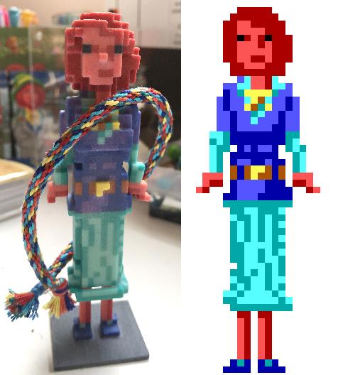 3D Nancy