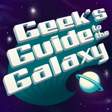 geek's guide to the galaxy image