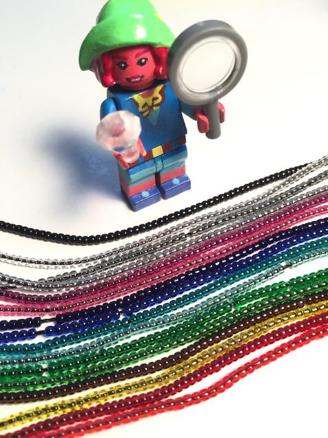 EGA beads